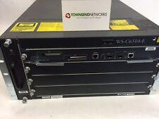 Cisco WS-C6504-E w/ WS-SUP720-3BXL DUAL AC ***Tested/Warranty***