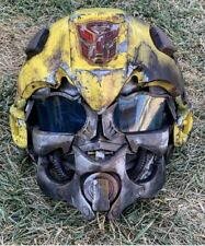Transformers Custom Bumblebee Helmet For Display/Wear By D.M