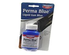 Brunitore liquido perma blue 90 ml Birchwood 13125 per acciaio 90001444