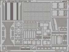 Eduard 1/48 DKM Submarino TIPO VIIC u-552 (II Guerra Mundial) PARTE 2 - Torre