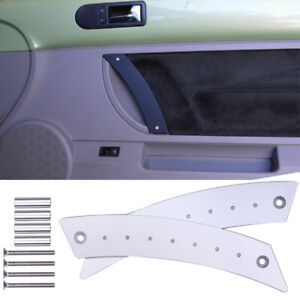 New Pair Left&Right Door Handle Interior Pull Panel for VW Beetle 1998-2010
