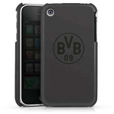 Apple iPhone 3Gs Premium Case Cover - BVB Grau