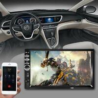 Neue 7 zoll 2 Din Touchscreen Auto MP5 Player Bluetooth Stereo FM Radio USB F8U9