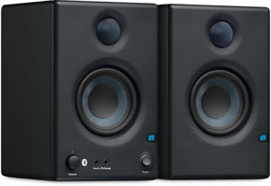 Presonus Eris 3.5 BT Active Media Reference Monitors with Bluetooth Gaming Music