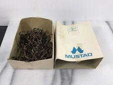 Bronze Pack of 50 Mustad Classic Double Hook 8