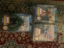 Toybiz Marvel Legends: Series 1(NOT FULL SET) Legends in Description