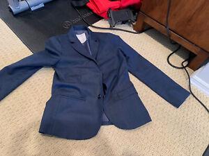 Style No. 7170A Purple or Grey Boys School Blazer