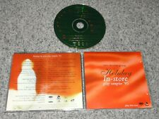 Rare PROMO CD Michael Jackson CYNDI LAUPER Oasis OZZY OSBOURNE Tears For Fears