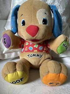 Fisher Price ABC Talking and Singing Interactive Dog