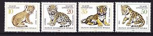Germany DDR 1910-13 MNH 1978 Various Young Animals Full Set VF