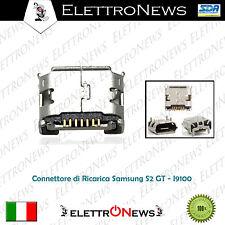 Connettore di ricarica 2 PEZZI Micro Usb Plug-in Samsung S2 GT-I9100 - GT-i9105