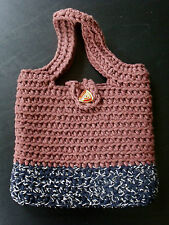 Women's Hand Made Crochet Fashion Purse