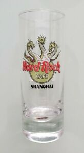HARD ROCK CAFE SHANGHAI **FANTASY** SHOT GLASS
