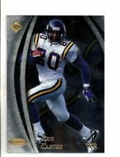 1998 COLLECTORS EDGE CRIS CARTER MASTERS #rd 5000