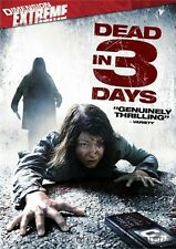 Dead in 3 Days (DVD, 2009)