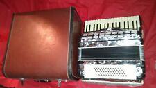 Akkordeon Parrot  Ziehharmonika, gebraucht gut erhalten, mit Koffer.