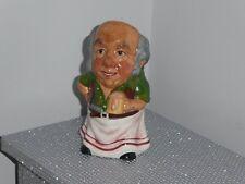 Bairstow Manor staffordshire 'Innkeeper' Character Jug Toby Figurine