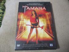 "DVD ""TAMARA"" film d'horreur de Jeremy HAFT"