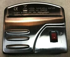 NEW CHARBROIL STAINLESS STEEL ROTISSERIE GRILL MOTOR,