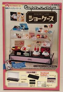 Re-Ment Showcase Miniature Display Case from Japan, New and NRFB