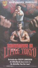 SHOWDOWN IN LITTLE TOKIO - VHS