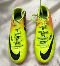 High Vis Nike Dentz Football Boots Sz 4UK