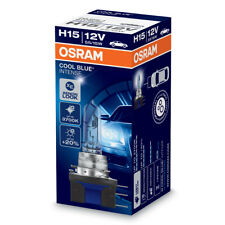 OSRAM COOL BLUE INTENSE H15 Styling HEADLIGHT Bulbs 3700K (SOLO BULBO)