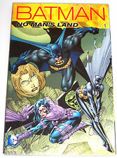 "BATMAN ""NO MAN'S LAND"" TPB DC Softcover Gotham City (Third Printing) 2012"