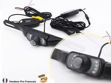 Camera de recul auto 2.4GHz vision arrière grande voiture 135 ° 7 LED