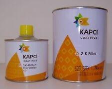 Kapci 4:1 High Build 2K Grey Primer Kit 1L Primer & 0.25L Hardener /Activator
