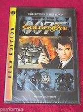 DVD JAMES BOND 007 / Goldeneye / Pierce Brosnan / NEUF SOUS BLISTER