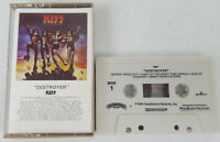 Kiss Destroy 1976 824 149-4 M-1 Casablanca Records Cassette Tape