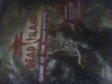 PC Dead Island-Edición Juego Del Año Completo con Manual poste libre