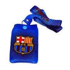 Barcelona FC Dots Mobile Phone Pouch Sock Cover Fits PHONES 10cm X 7cm