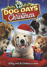 12 Dog Days Till Christmas  (DVD, 2014)