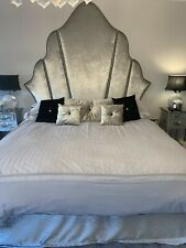 Super Kingsize Headboard Bed