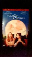 Alex & Emma DVD Movie Widescreen Edition - FREE Shipping