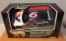 Mark Martin #6 Valvoline Ford Taurus Hot Wheels 1:24 1998 Electronic Fast Facts
