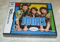 Disney Jonas for Nintendo DS Brand New! Fast Shipping!