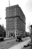 """Old Photo Detroit Michigan /""""6 Fire Engine Houses/"""""""