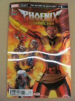 Phoenix Resurrection #1 Marvel Legacy 2017 Series Lenticular Variant 9.6 NM+