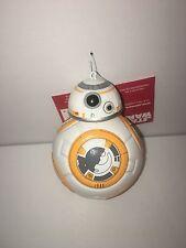 Star Wars BB-8 Blown Glass Ornament Target Disney Hallmark Force Awakens New