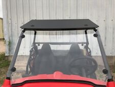 POLARIS RZR 170 3/16 POLYCARBONATE FULL AND REAR WINDSHIELD AND ROOF 2009-2021