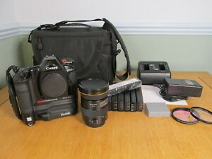 *Rare Collectors Item* Kodak Professional DCS 520 Canon EOS-1n Low Shutter Count