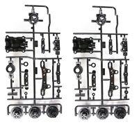 Tamiya 51527 RC TT02 Spare A Parts Upright For TT02/TT02S/TT02D/TT02R SP1527