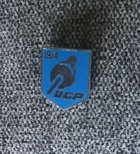 Ulster Grand Prix Motorcycle Rally 1974 Pin Badge. Dundrod. Brooch Fit.