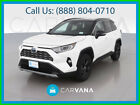 2020 Toyota RAV4 XSE Sport Utility 4D ide Air Bags Hill Start Assist Control Moon Roof Enhanced Stability Control