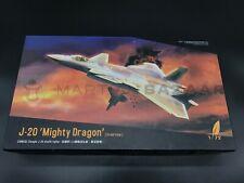 "Dream Model 1/72 720010 Chengdu J-20 ""Mighty Dragon"" (Ships from Canada!)"