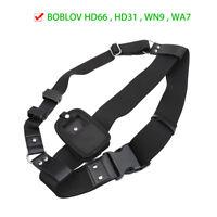 Boblov HD 1296P Body Worn Camera 64GB Recorder Ambarella Waterproof + Sling Belt