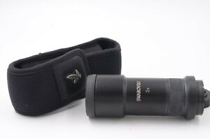 Swarovski 2x converter for binoculars